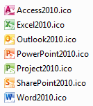 MS Office Marker or Icon set for MindManager