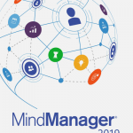 MindManager 2019 for Windows - Packshot front 500w